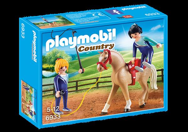 PLAYMOBIL® 6933 Voltigier-Training