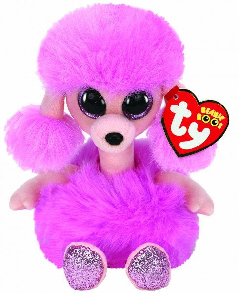 TY 36383 CAMILLA PINK POODLE 15 cm