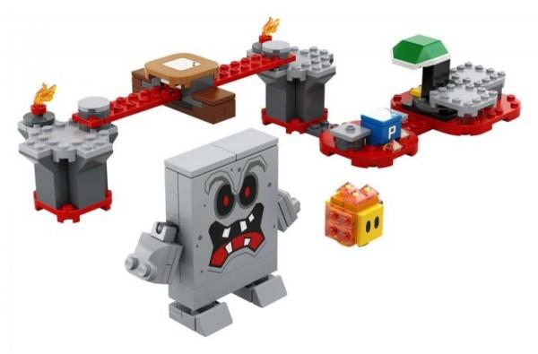 LEGO® Super Mario 71364 Wummps Lava-Ärger # Erweiterungsset