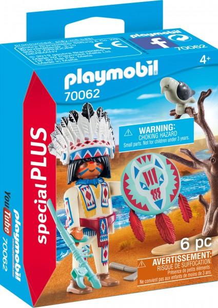 PLAYMOBIL® 70062 Indianerhäuptling