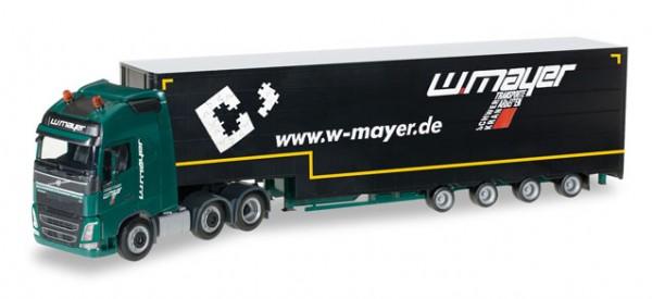 """HERPA 306805 Volvo FH Gl. XL Meusburger-Sattelzug """"Mayer Zweibrücken"""""""