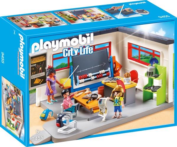 PLAYMOBIL® 9455 Klassenzimmer Geschichtsunterreicht