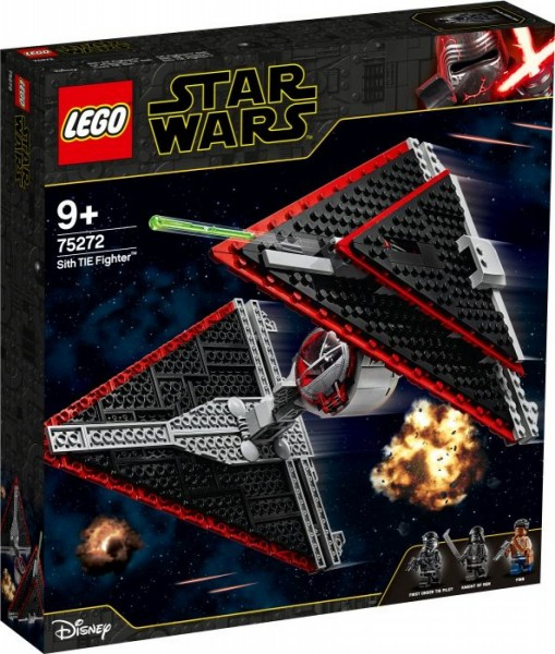 LEGO® Star Wars# 75272 Sith TIE Fighter#