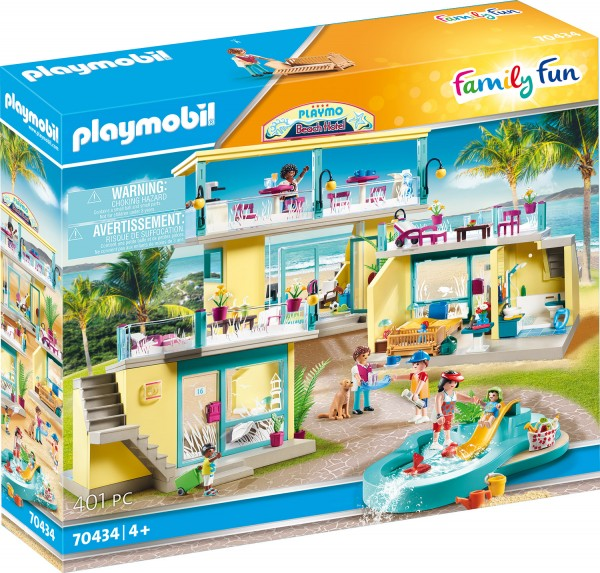 PLAYMOBIL® 70434 PLAYMO Beach Hotel