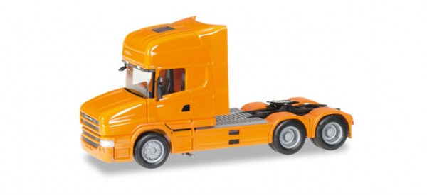 HERPA 151726-006 Scania H. TL Zugmaschine 6x4, orange