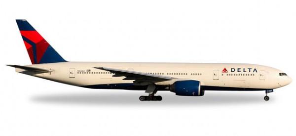HERPA 529839 Delta Air Lines Boeing 777-200