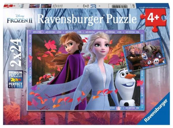 Ravensburger 05 010 9 Frostige Abenteuer