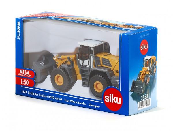 SIKU 3533 Liebherr L580 2plus2 Radlader