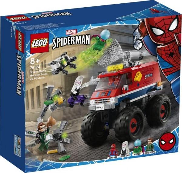 LEGO® Marvel Super Heroes# 76174 Spider-Mans Monstertruck vs. Mysterio
