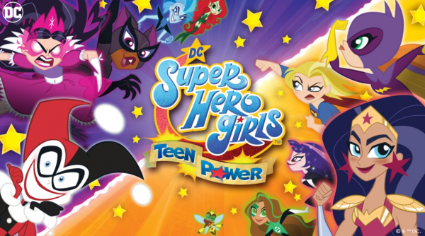 NINTENDO® 10002023 SUPER HERO GIRLS: TEEN POWER