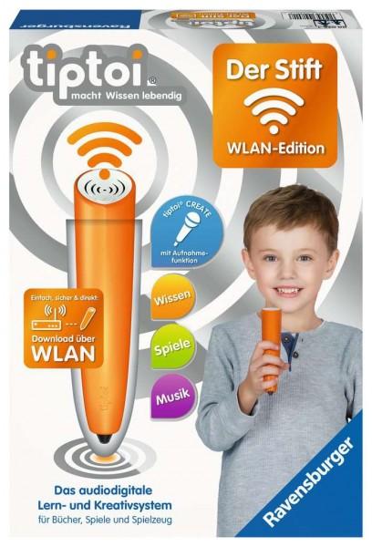 RAVENSBURGER 00036 Der Stift - WLAN Edition - Das audiodigitale Lern- und Kreativsystem für Kinder a