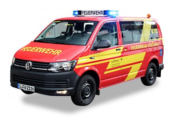 """HERPA 929295 VW T6 MTW """"Feuerwehr Stuttgart"""""""