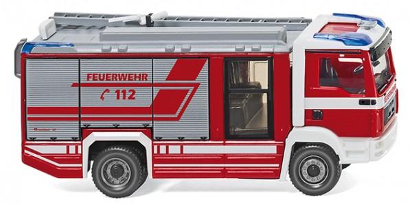 WIKING 0612 47 Feuerwehr - Rosenbauer AT LF (MAN TGM)