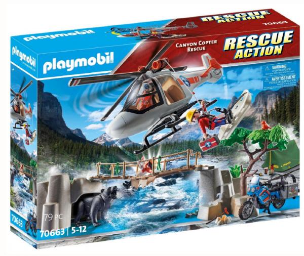 PLAYMOBIL® 70663 Berg-Rettung
