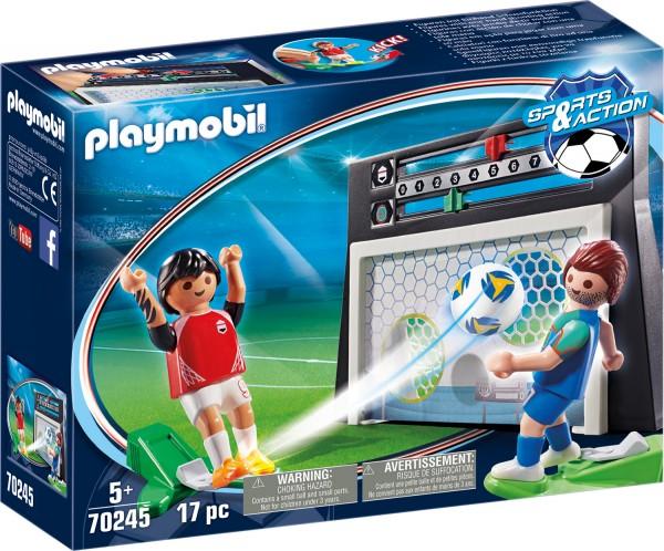 PLAYMOBIL® 70245 Torwandschießen