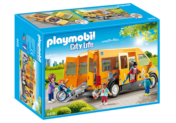 PLAYMOBIL® 9419 Schulbus