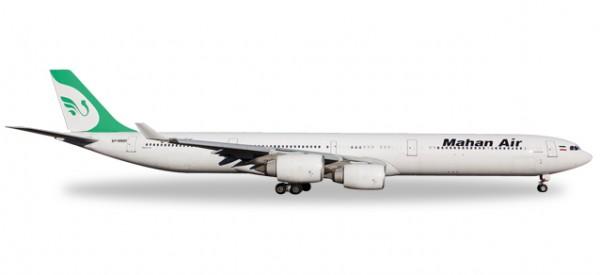 HERPA 529228 Mahan Air Airbus A340-600