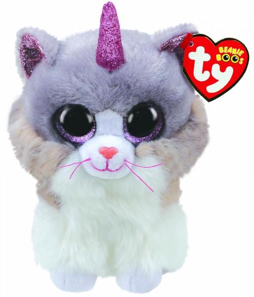 TY 36306 ASHER CAT W/HORN 15 cm