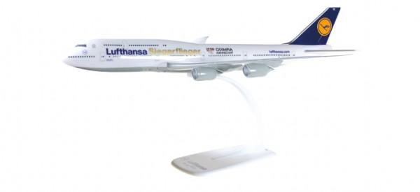 """HERPA 611428 Boeing 747-8 Intercontinental Lufthansa """"Siegerflieger Olympia Rio 2016"""""""
