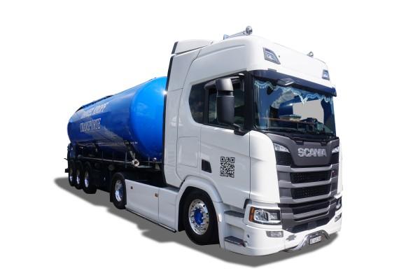 HERPA 934992 Scania CR HD Sattelzug - Daniel Kropf