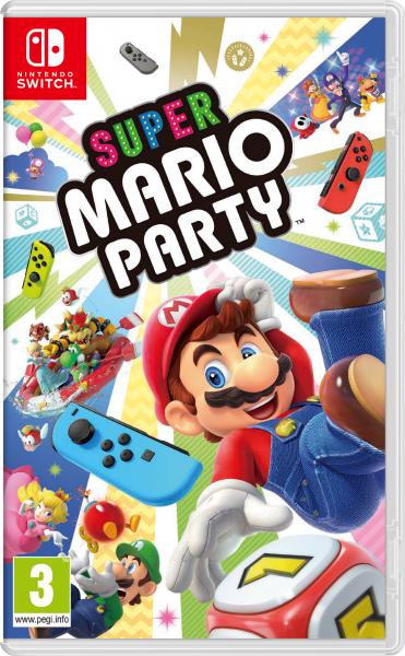 NINTENDO® 2524654 Super Mario Party