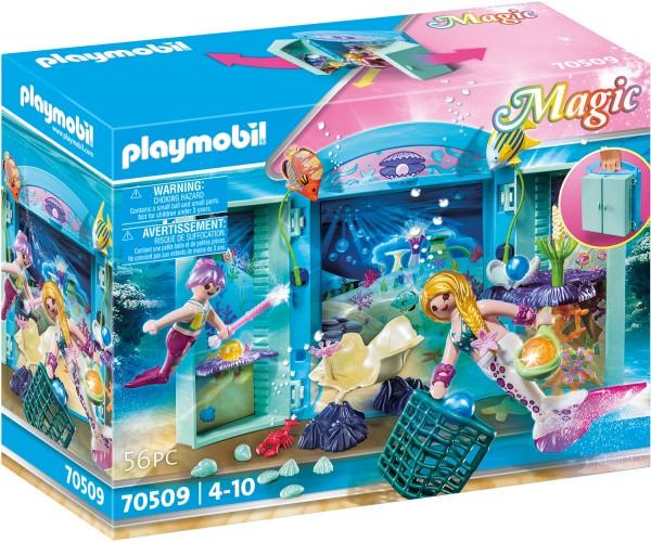 "PLAYMOBIL® 70509 Spielbox ""Meerjungfrauen"""